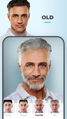 FaceApp - AI Face Editor1