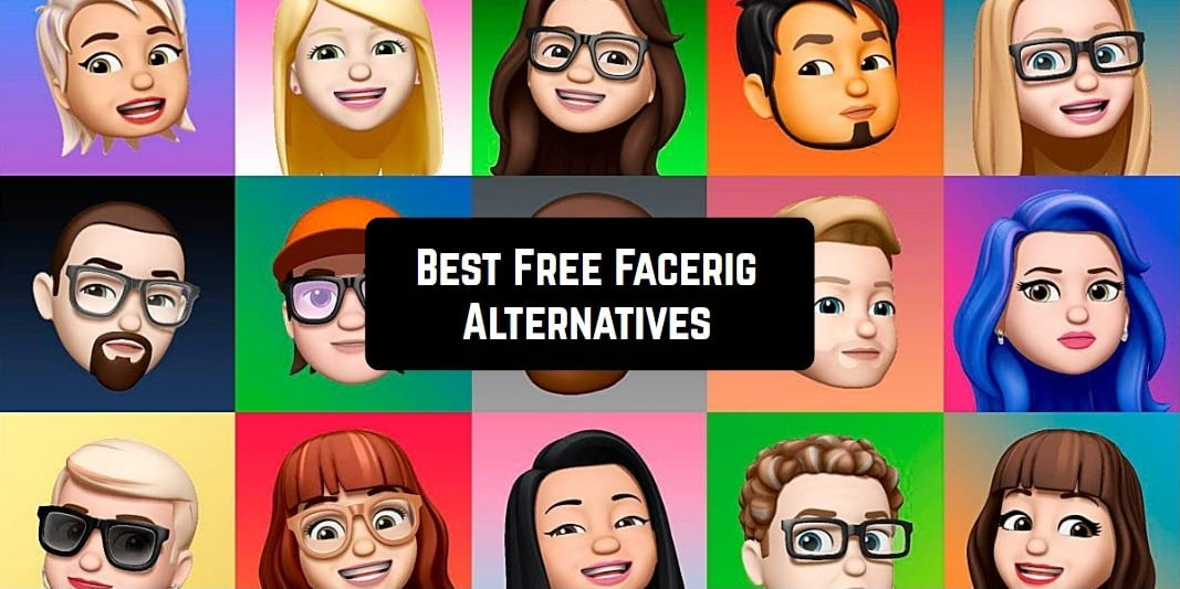 Free Facerig Alternatives main pic
