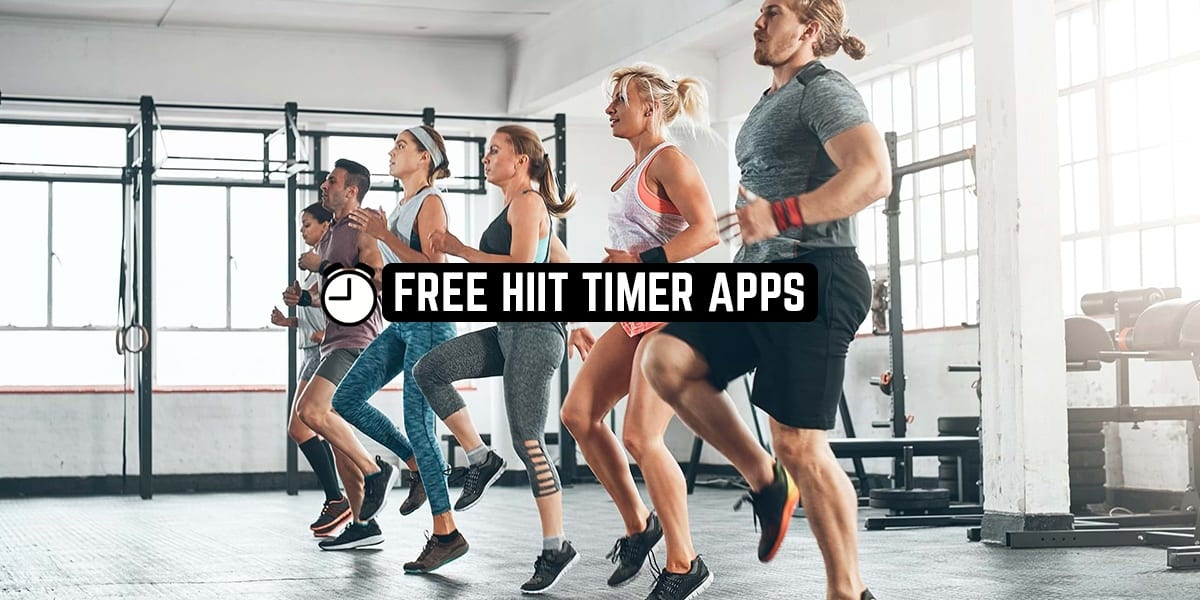 Free HIIT Timer Apps