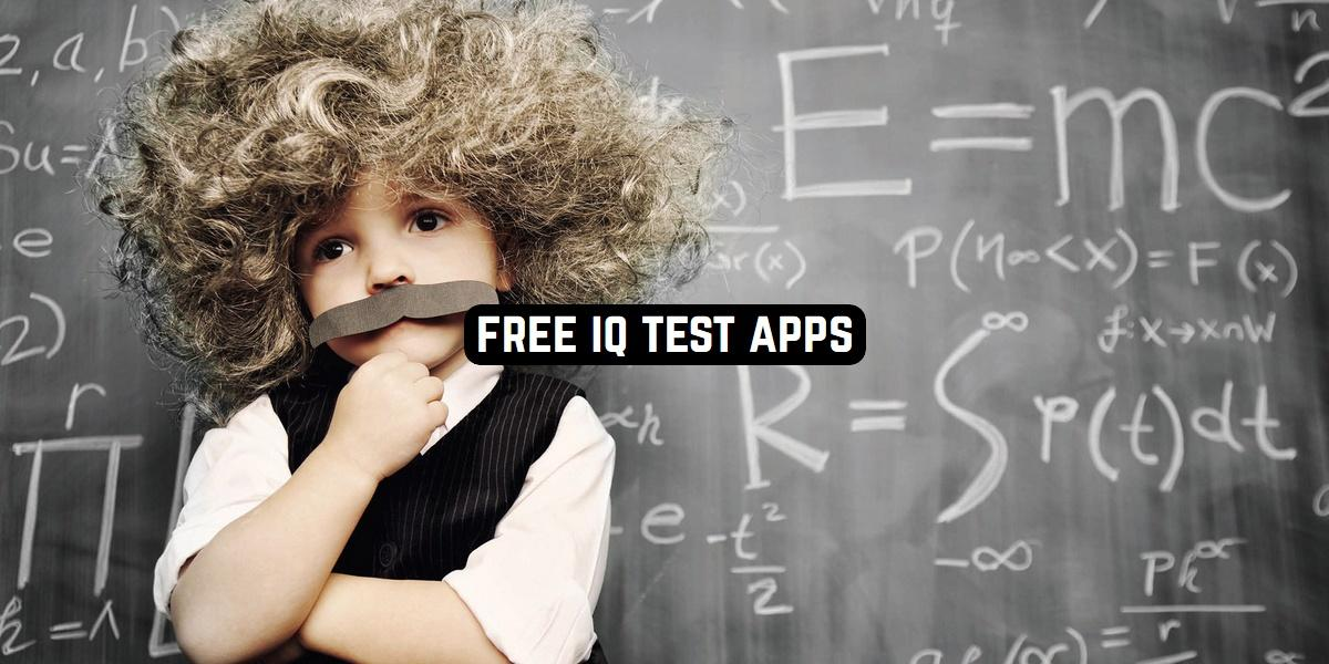 Free IQ Test Apps