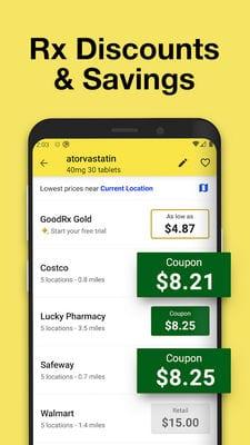 GoodRx Prescription Coupons1