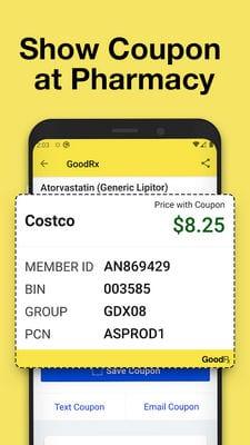 GoodRx Prescription Coupons2