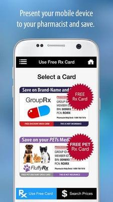 GroupRx - Discount Prescription Drug Card & Fundraising Platform2