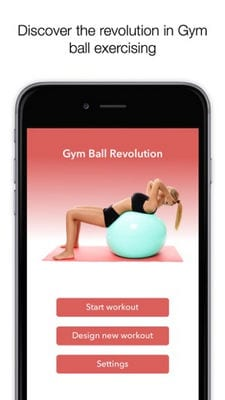 Gym Ball Revolution - daily fitness swiss ball routines for home workouts program1