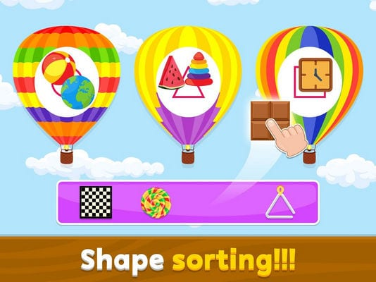 Kids Sorting Games - Learning For Kids by Fabulous Fun1