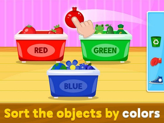 Kids Sorting Games - Learning For Kids by Fabulous Fun2