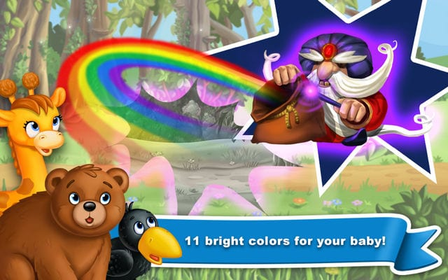 Learn Colors for Toddlers - Educational Kids Game!1
