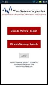 Miranda Warnings Rights2
