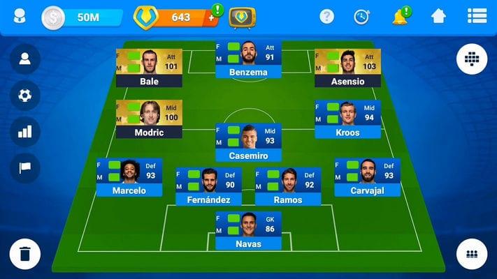 Online Soccer Manager (OSM) - 20211