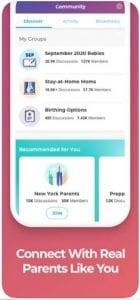 Pregnancy & Baby Tracker 1