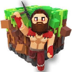PrimalCraft Cubes Craft & Survive Game