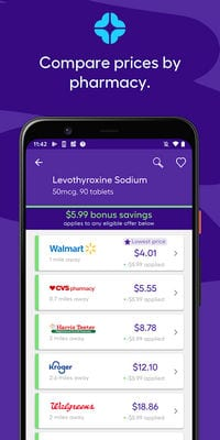SingleCare - Rx Coupons2