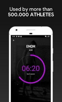 SmartWOD Timer - WOD timer for HIIT workouts1