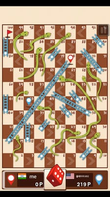 Snakes & Ladders King by mobirix1