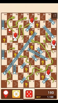 Snakes & Ladders King by mobirix2