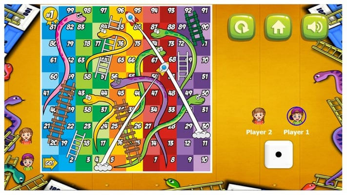 Snakes and Ladders - Play Snake and Ladder game1