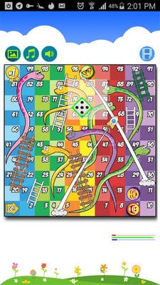 Snakes and Ladders by Hadiware2