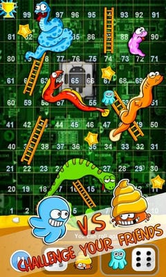 Snakes and Ladders in Aquarium FREE1