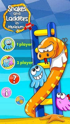Snakes and Ladders in Aquarium FREE2