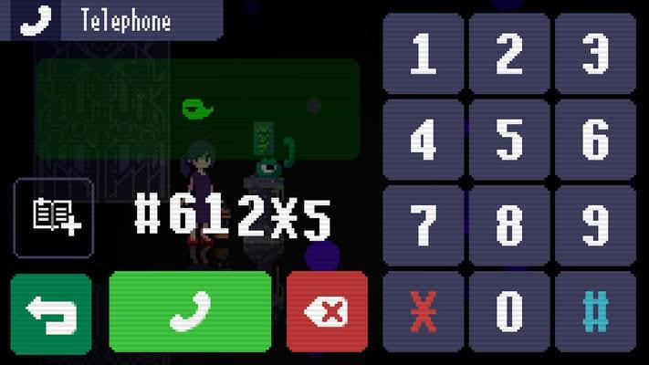 Strange Telephone1