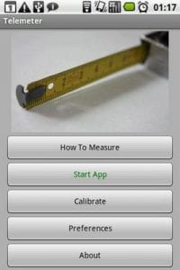 Telemeter. Distance and Height by VisTech.Projects LLC1