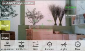 Telemeter. Distance and Height by VisTech.Projects LLC2