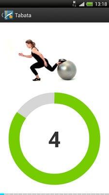 Virtual Trainer Gym Ball2