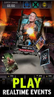 WWE SuperCard - Multiplayer Card Battle Game2