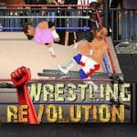 Wrestling Revolution by MDickie