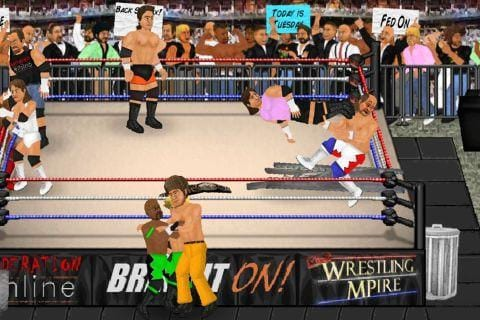 Wrestling Revolution by MDickie1