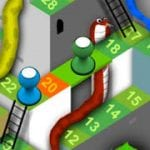 mini Snakes and Ladders by 2B Games