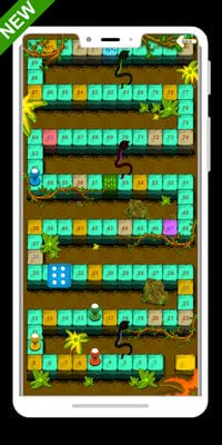 mini Snakes and Ladders by 2B Games1