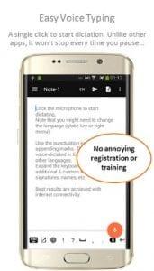 Speechnotes - Speech To Text Notepad