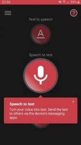 Audio to text - speech to text