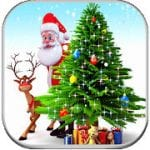3d Merry Christmas Wallpaper by Free Wallpapers hd