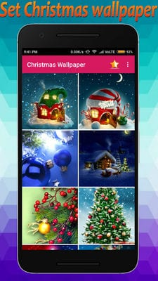 3d Merry Christmas Wallpaper by Free Wallpapers hd1