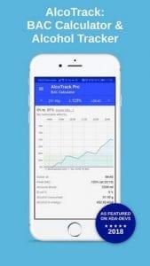 AlcoTrack BAC Calculator & Alcohol Tracker1