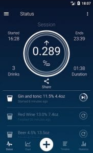 Alcord - Alcohol Tracker1