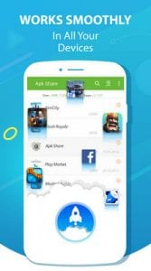 Apk Share Bluetooth - Send Backup Uninstall Manage1