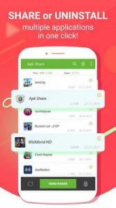 Apk Share Bluetooth - Send Backup Uninstall Manage2
