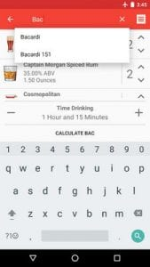 Blood Alcohol Calculator by Crabtree1