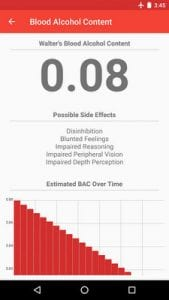 Blood Alcohol Calculator by Crabtree2