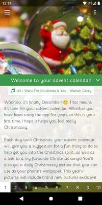 Christmas Countdown by Jupli1