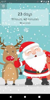 Christmas Countdown by Jupli2