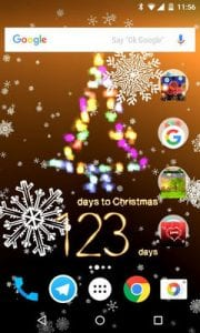 Christmas Countdown with Carols by Aqreadd Studios2