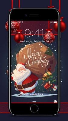 Christmas Wallpaper Xmas by Chirag Finaviya1