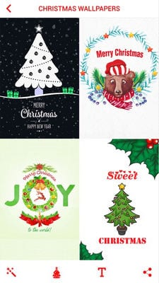Christmas Wallpapers Theme by Nanda Renuka1