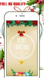Christmas Wallpapers Theme by Nanda Renuka2