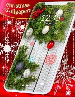 Christmas Wallpapers Xmas Tree Live Wallpaper by HD Live Wallpapers and Clocks1