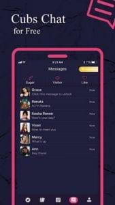 Cougar - Sugar Momma Finder Dating App2